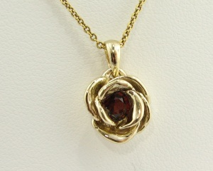 Rosie pendant from Wexford Jewelers