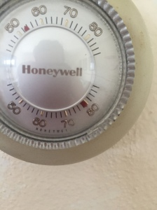 80-degree thermostat